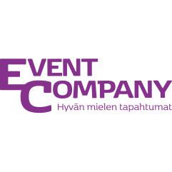 Purppura logo, jossa lukee: Event Company, Hyvän mielen tapahtumat.